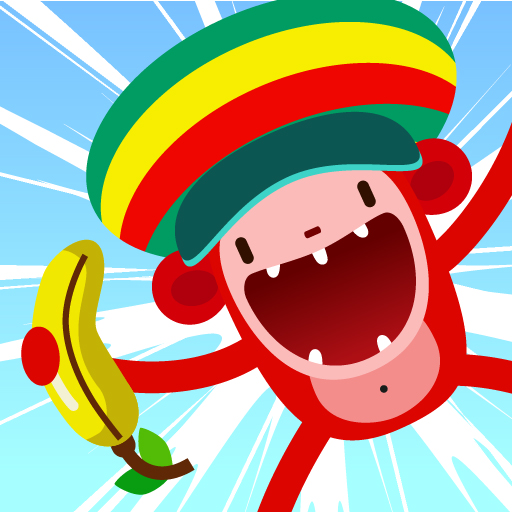 Rasta Monkey! app icon